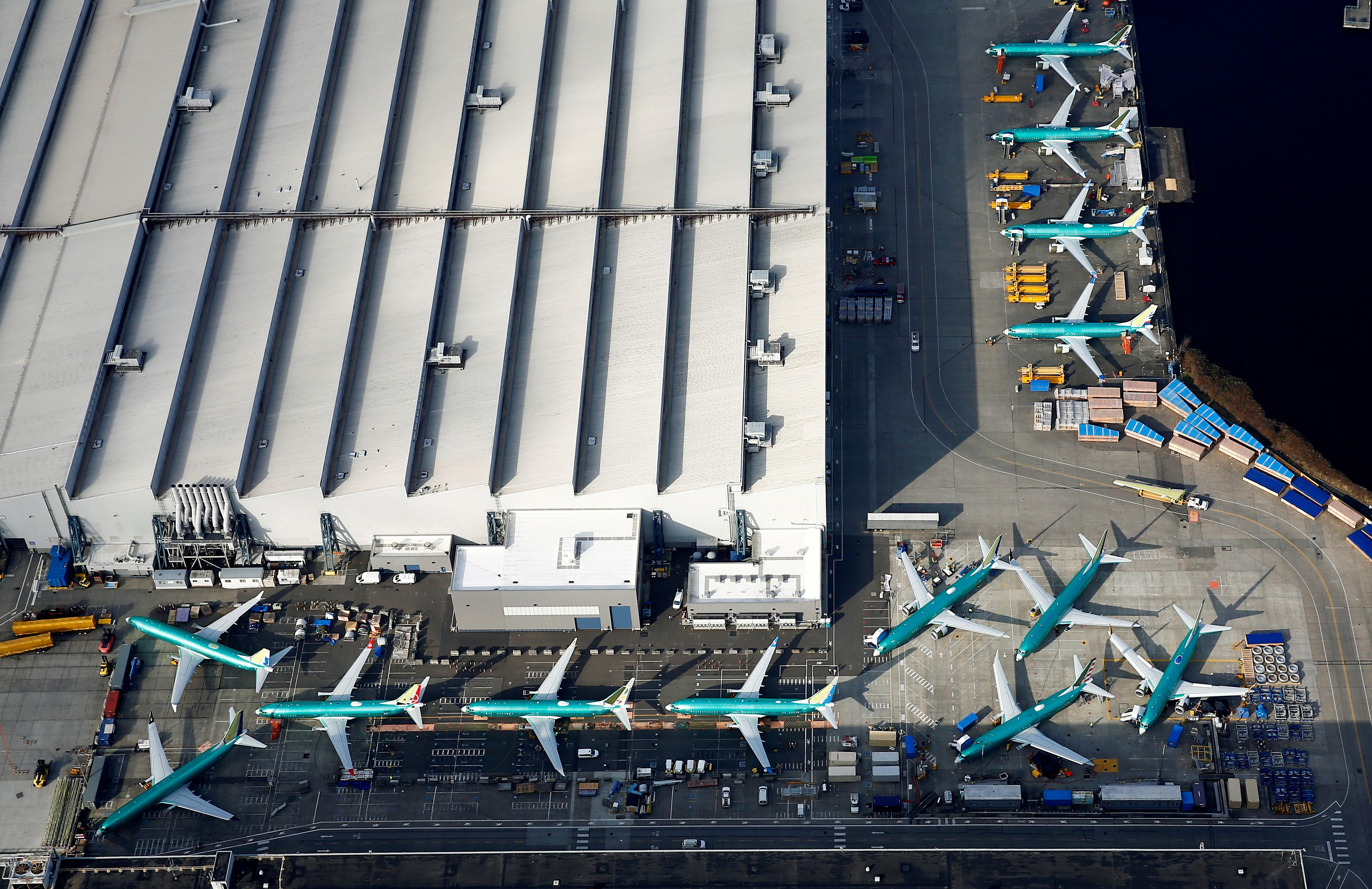 Boeing hiring as it targets 737 MAX fights resuming 'early fourth quarter'
