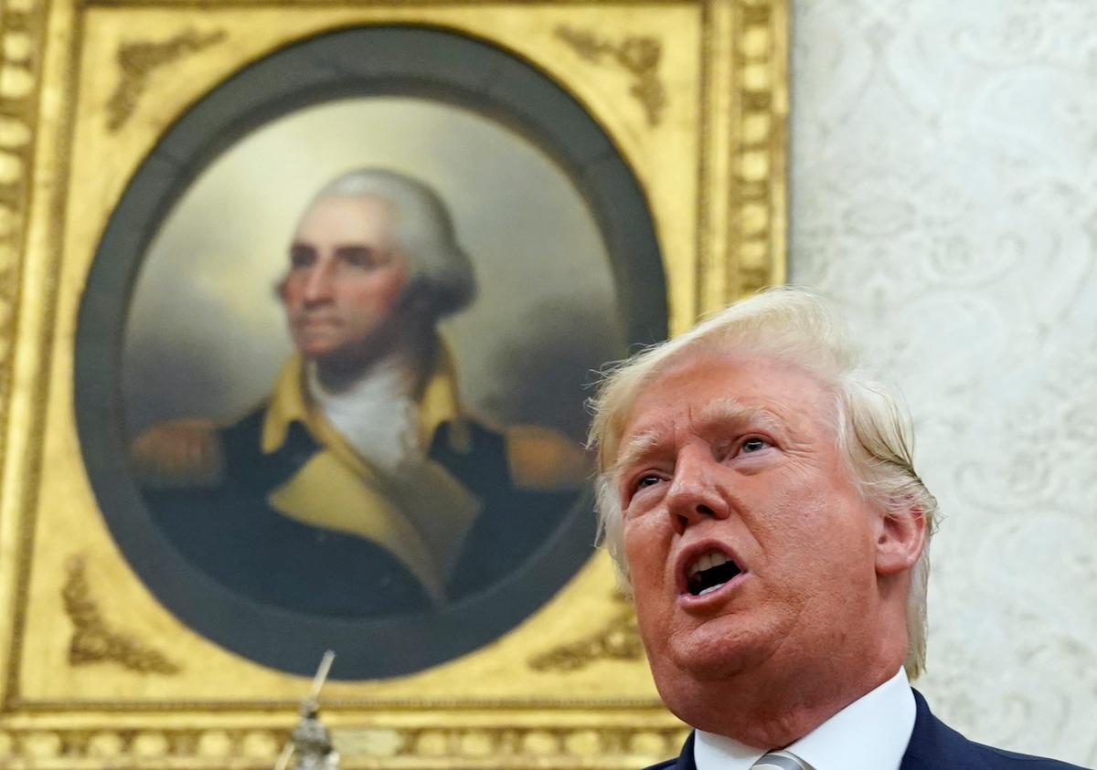Trump sê gepas om Rusland by Group of Seven aan te sluit