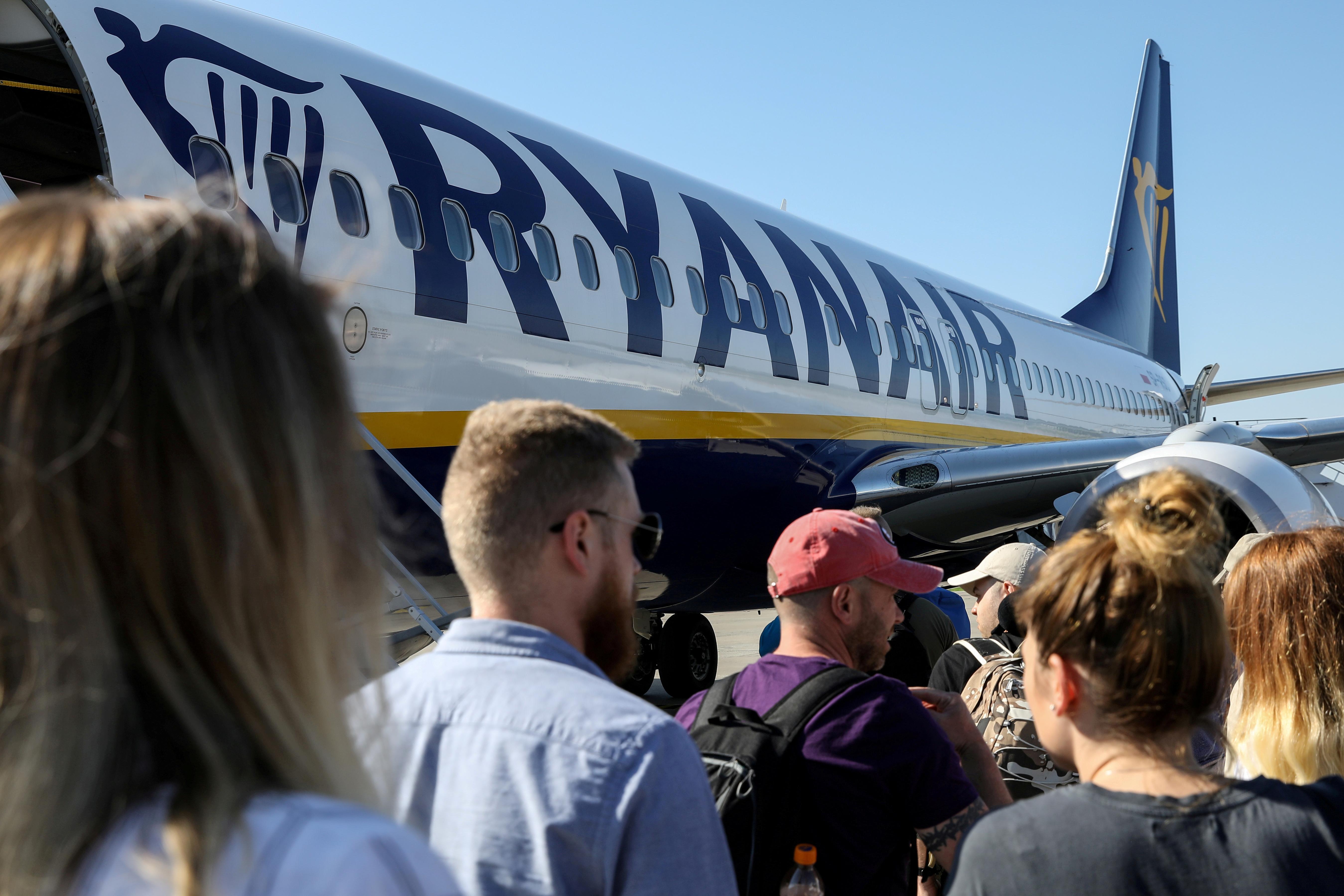 Irish court blocks Ryanair strike; Portugal action underway