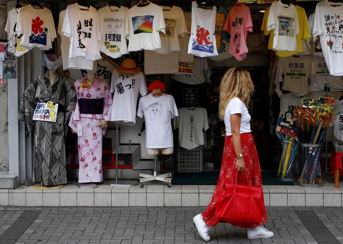 Suid-Koreaanse toeriste vermy Japan oor die handelsry