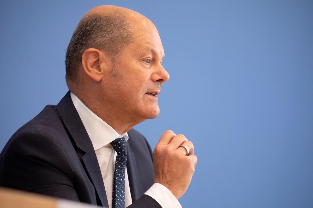Scholz van Duitsland kies oostelike vrou as lopende maat vir die SPD-stoel