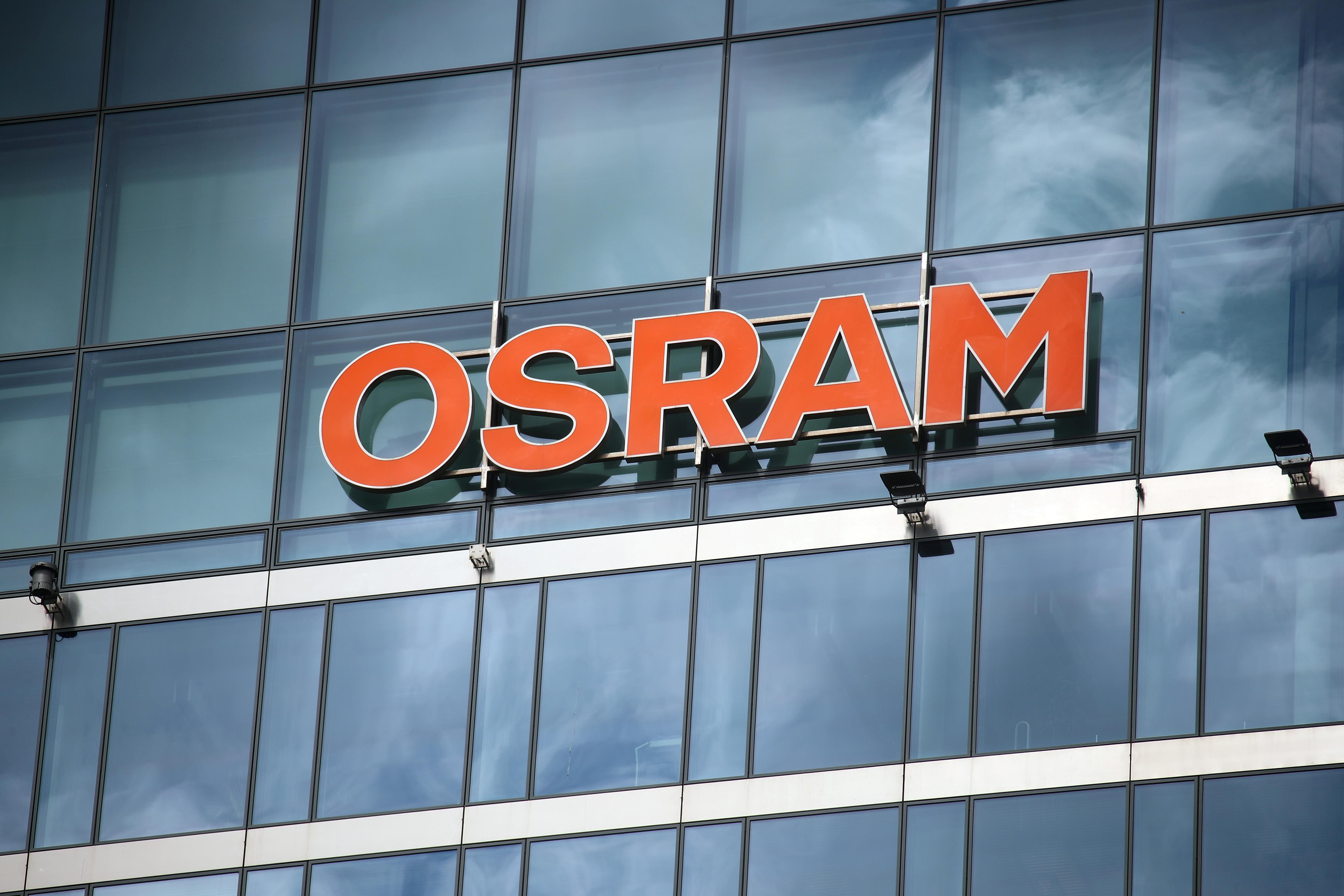 AMS clear to make takeover bid for Osram in potential bidding war