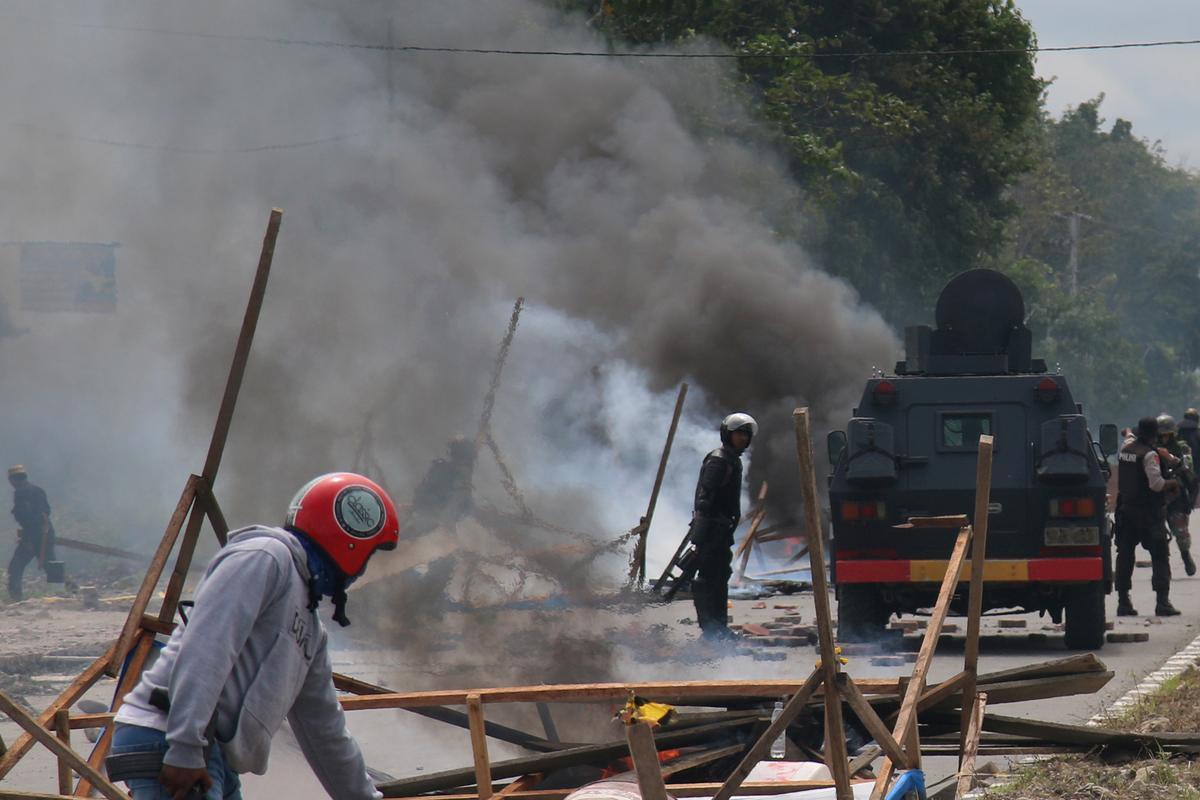 Minister van Veiligheid in Indonesië sal na Papua vlieg met vars protesoptogte