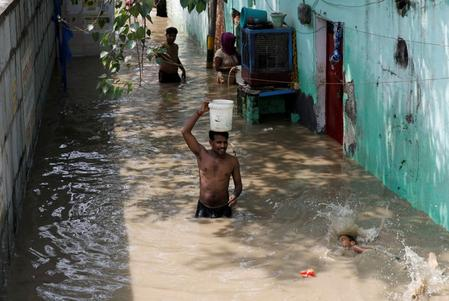 India's monsoon rains above average for fourth straight week