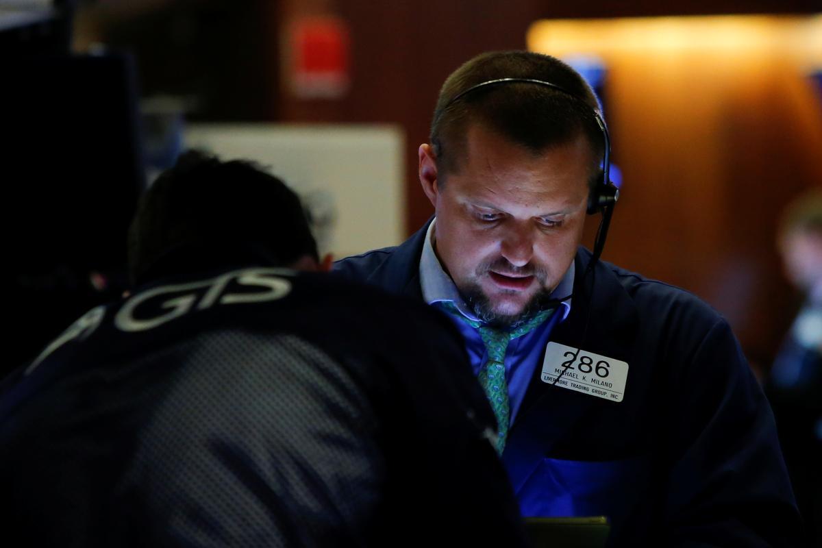Target, Lowe's earnings push Wall Street higher......
