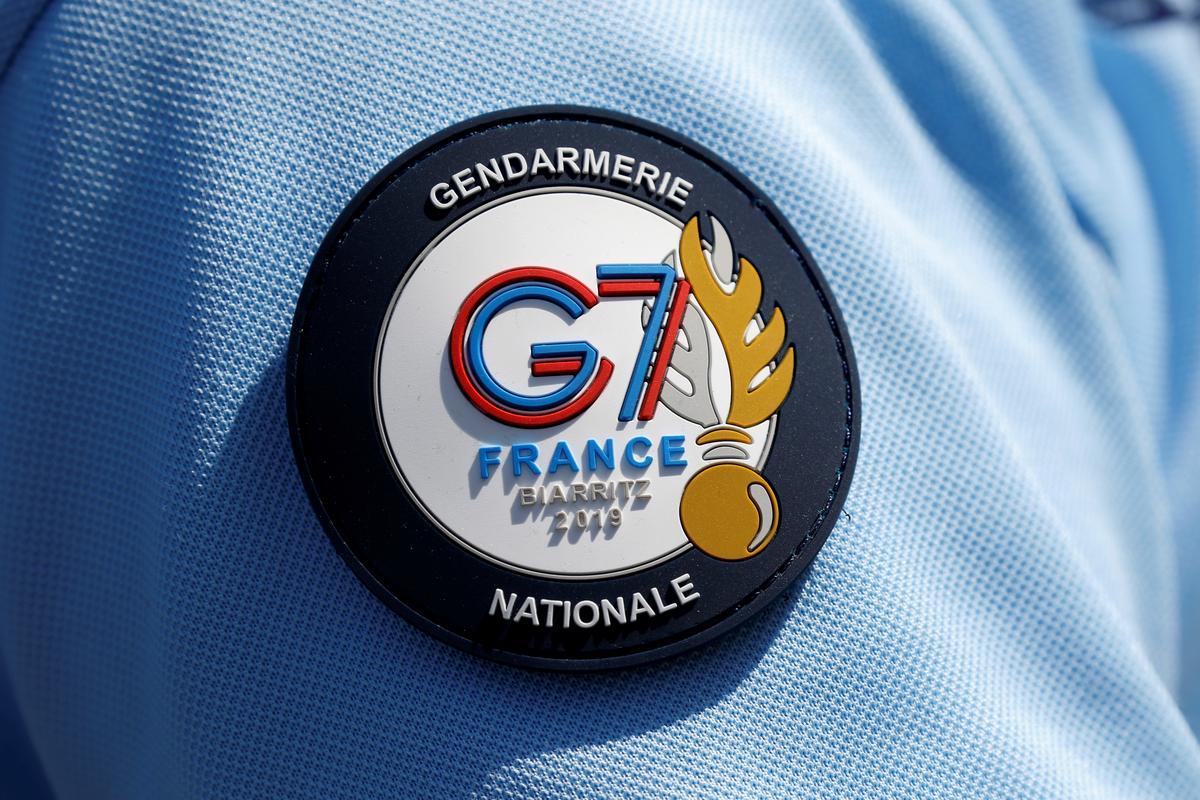 Frankryk belowe streng sekuriteit om moeilikheidmakers ver van die G7-beraad te hou