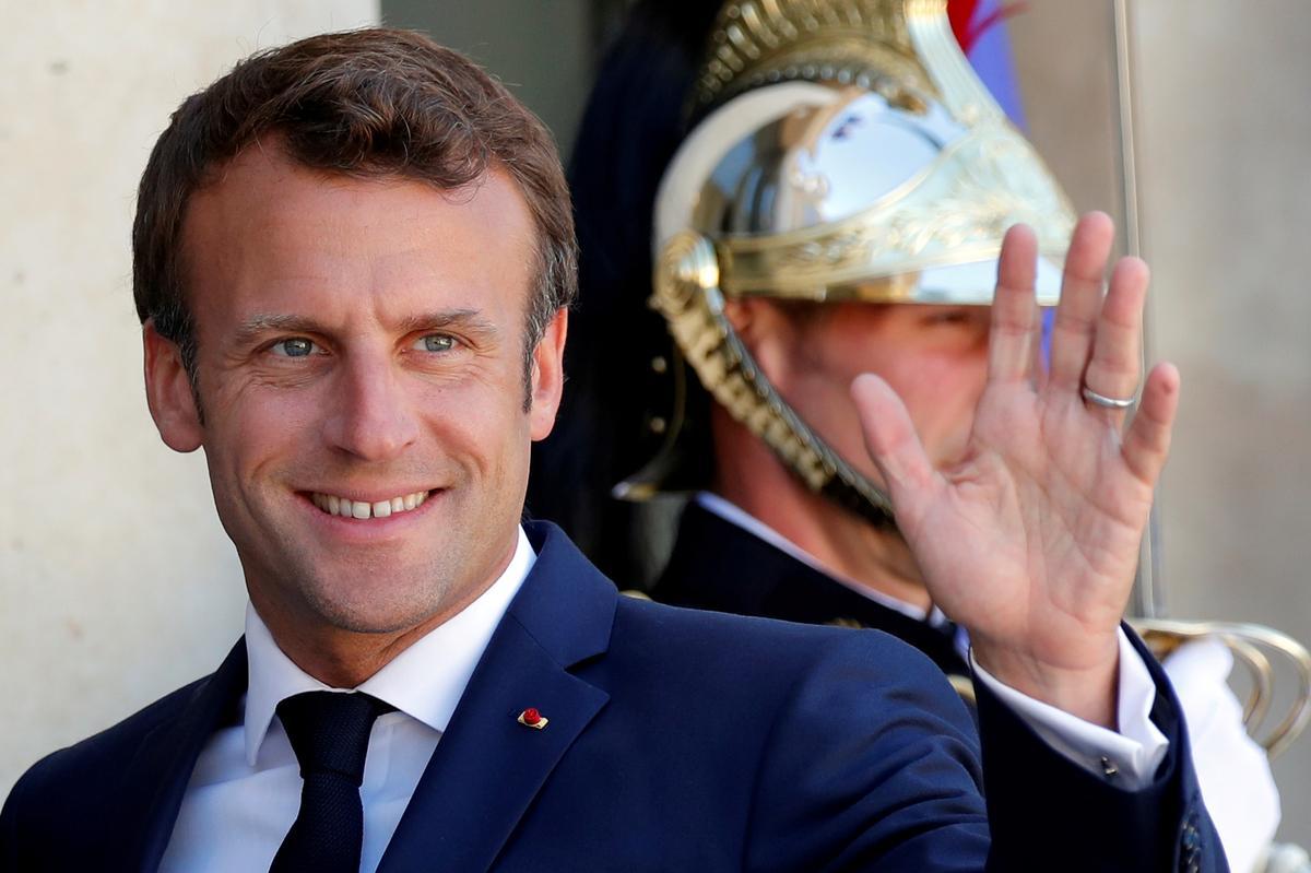 Voor die G7-beraad druk Macron die VSA om belasting op groot tegnologie te help hervorm