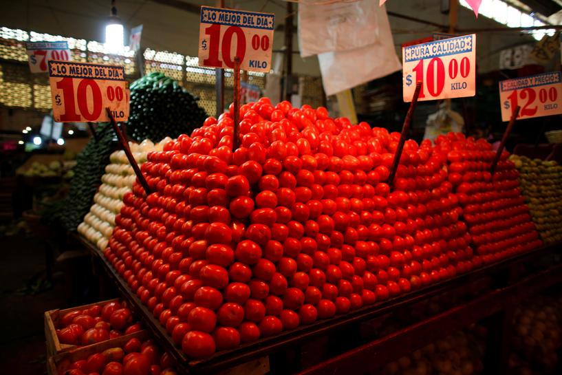 Mexico and U.S. reach deal to end tomato tariff dispute