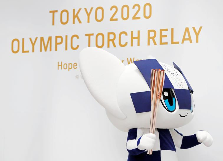 Japan speculates over identity of final Olympic torchbearer