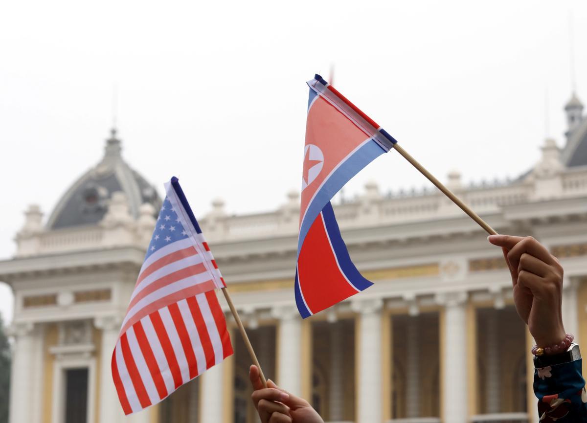 Suid-Korea sê die VSA, Noord-Korea sal binnekort weer met die dialoog begin