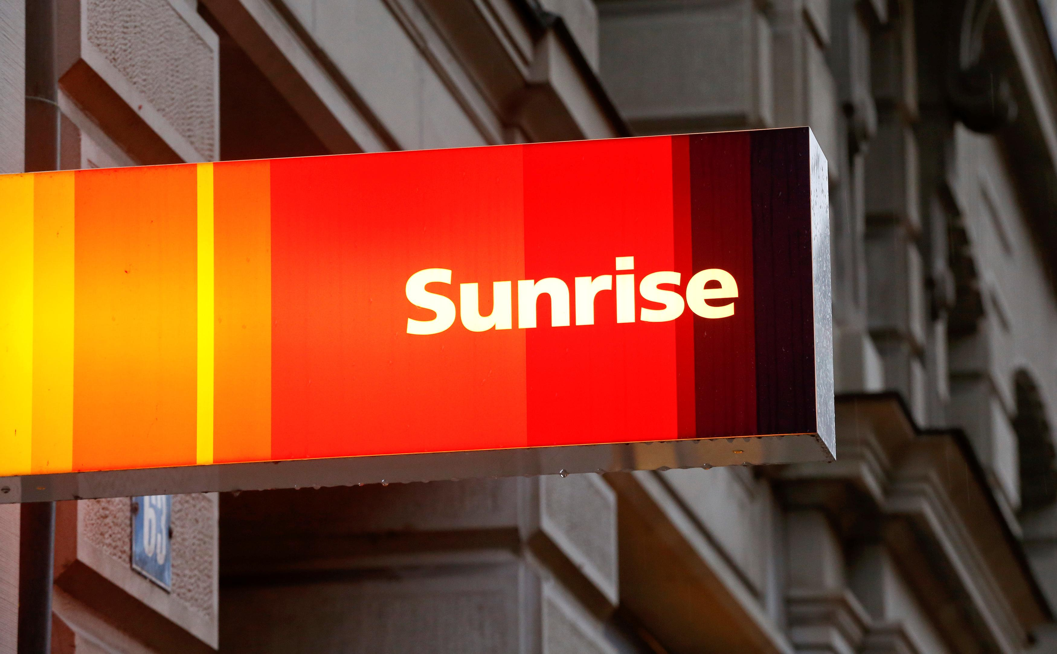 Swiss telco Sunrise fights to save $6.4 billion Liberty deal