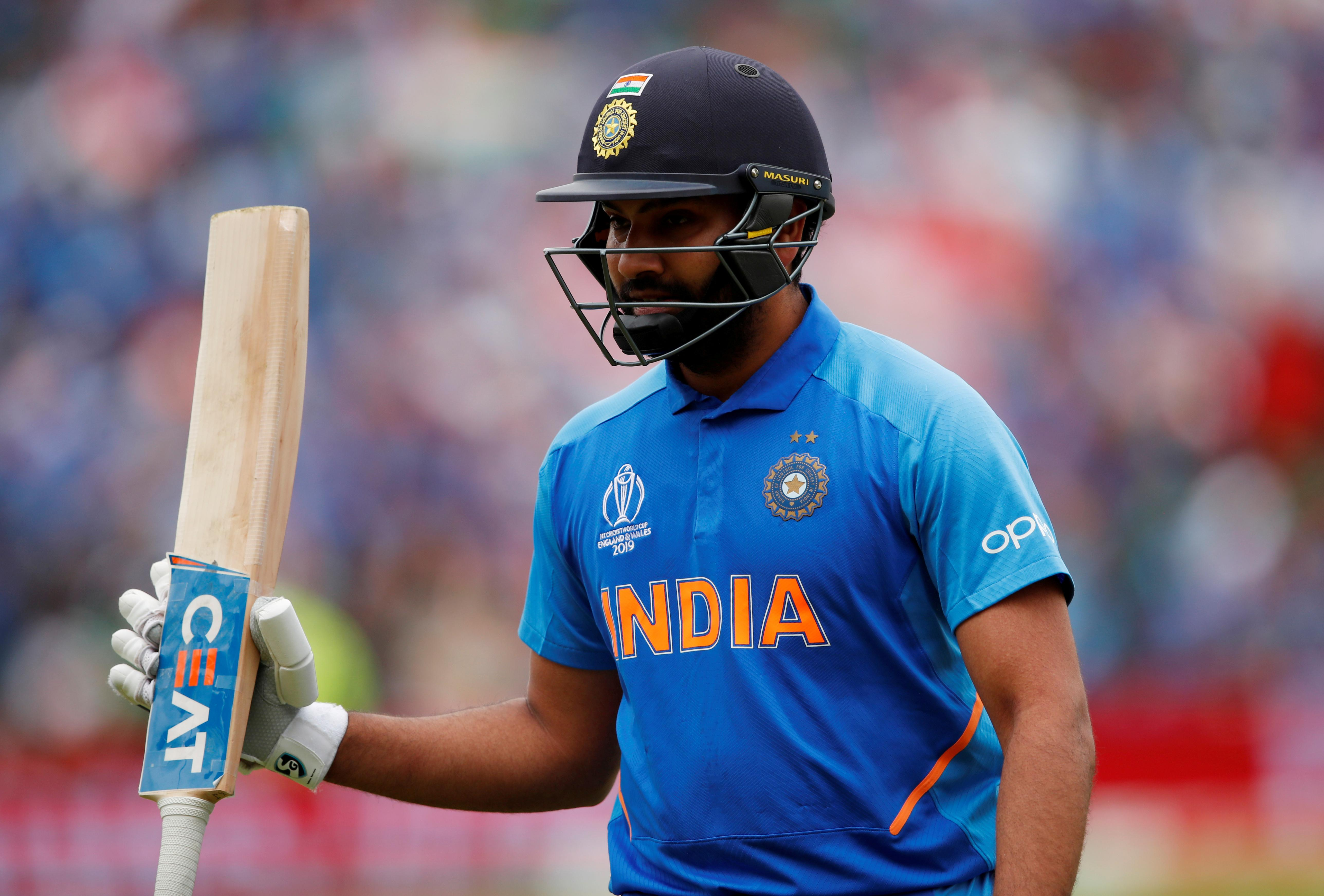 Cricket: Play Rohit Sharma as test opener, Sourav Ganguly tells India