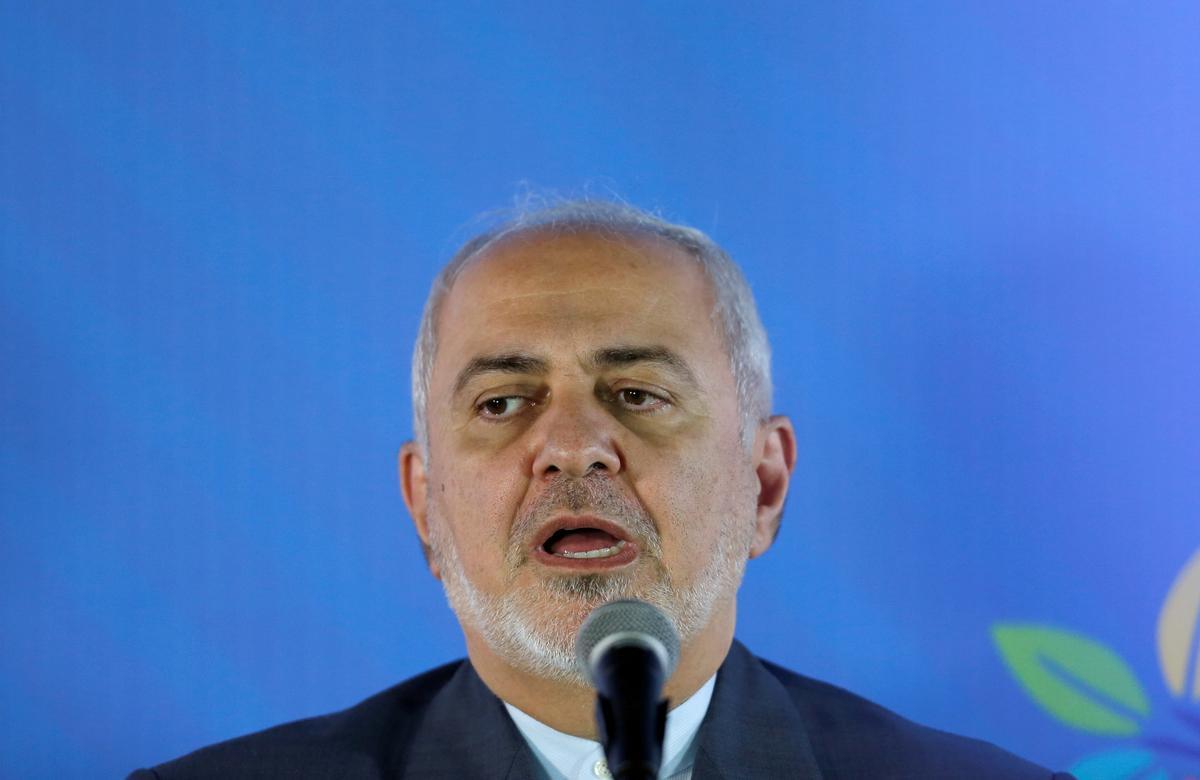 Iran is bereid om aan Franse kernvoorstelvoorstelle te werk: minister van buitelandse sake
