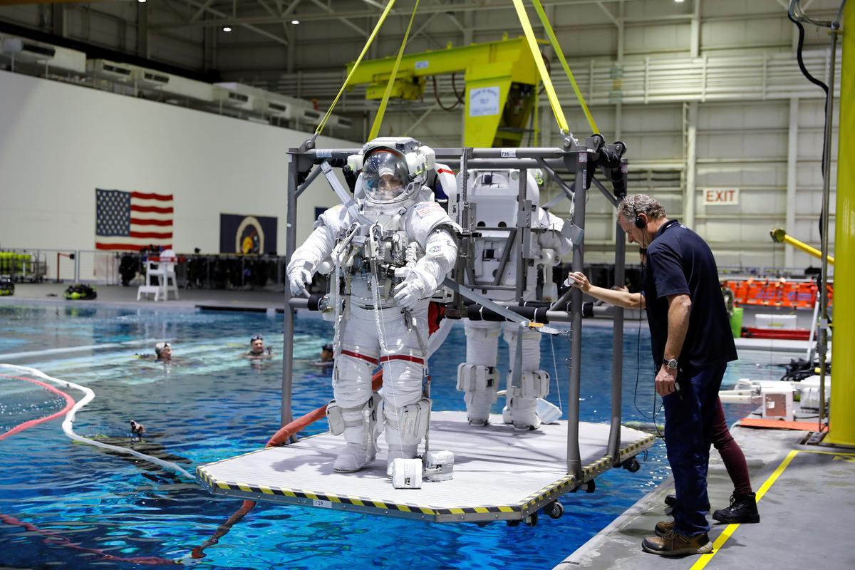 Boeing-ruimtevaartuig-ruimtevaarders sien nuwe grense vir kommersiële ruimte