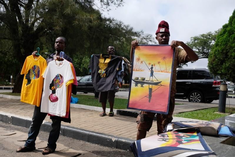 Ghana cashes in on slave heritage tourism