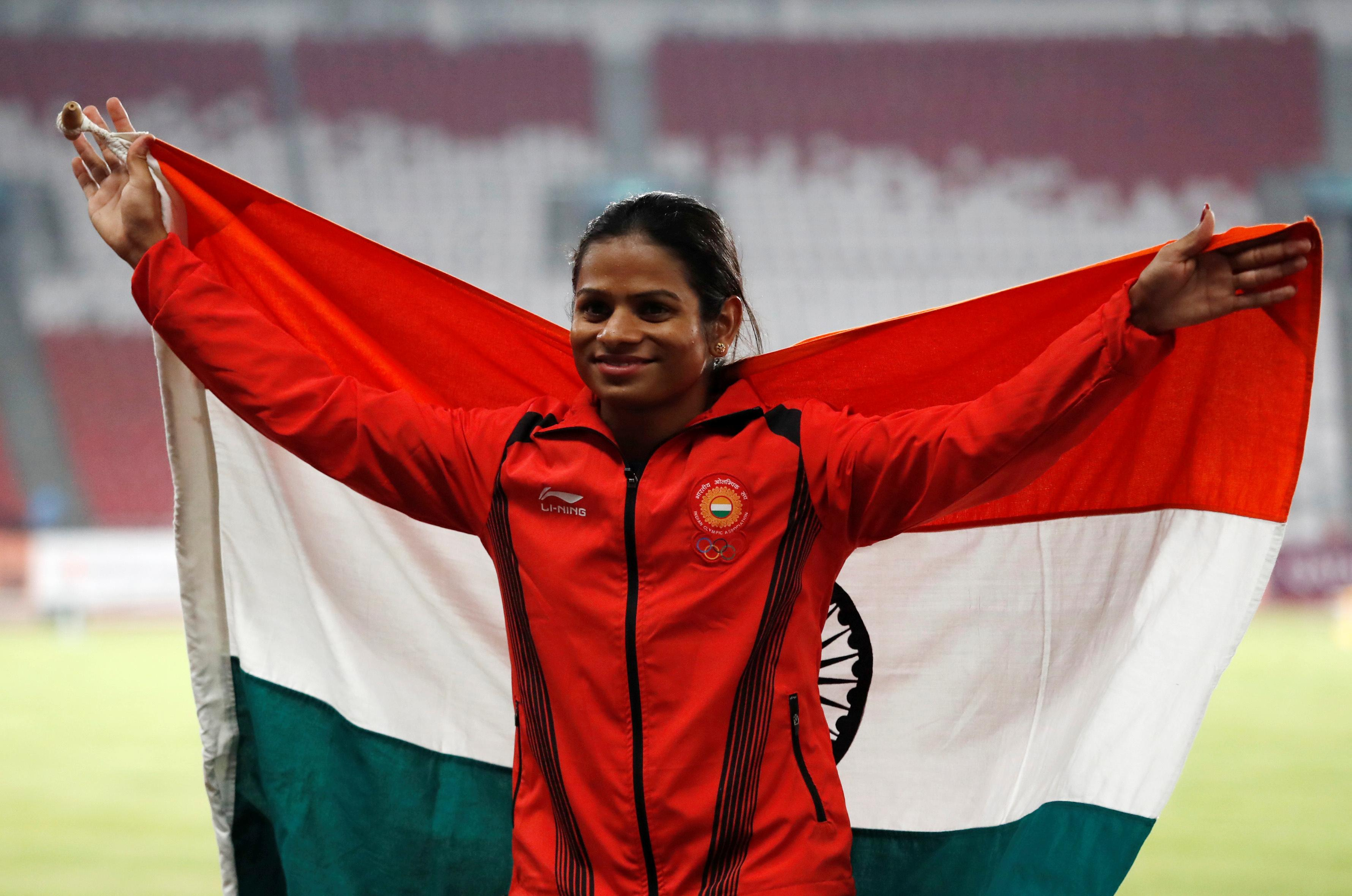 Athletics: Dutee Chand confident of making Olympic cut