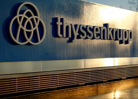 Thyssenkrupp in talks to buy steel trader Kloeckner: Handelsblatt