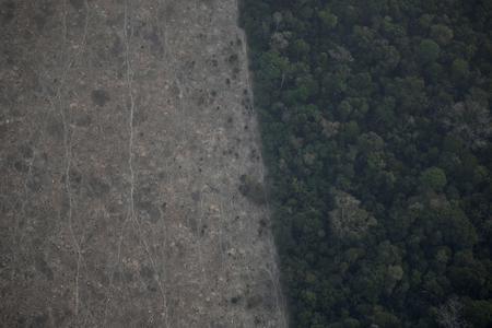Bolsonaro says Brazil lacks resources to fight Amazon fires