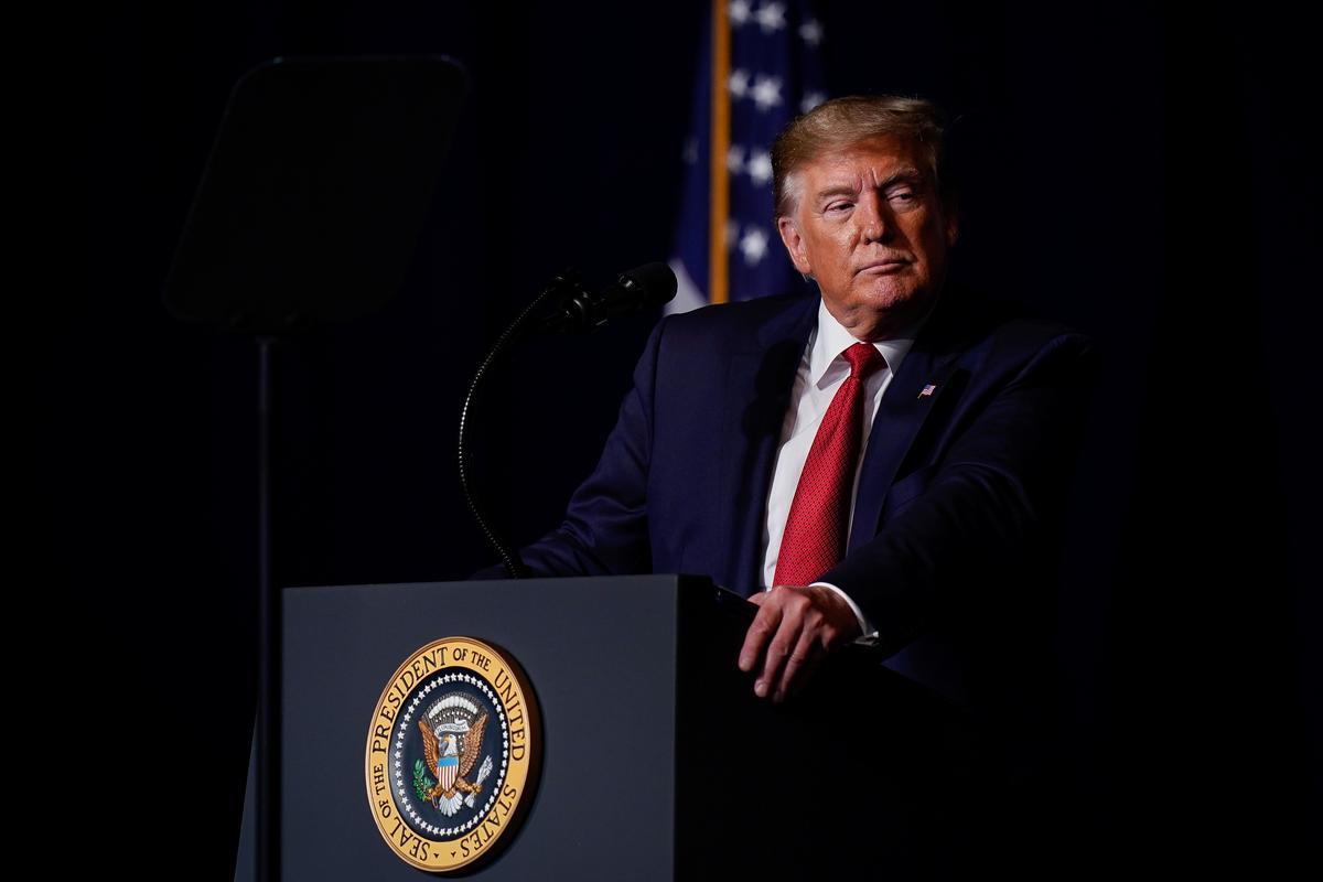 Trump se boodskap die afgelope naweek aan G7-leiers: Wees meer soos VS