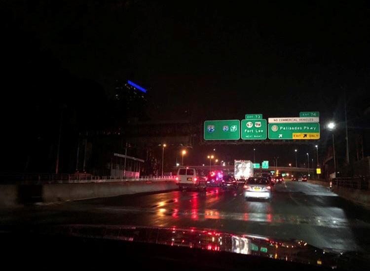 New York's George Washington Bridge re-opened after suspicious package: mayor