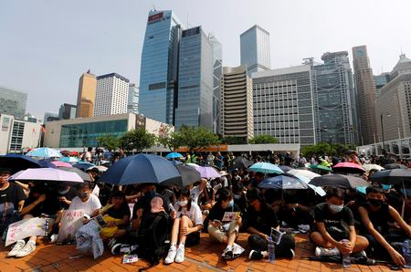 Protest fears stalk Hong Kong businesses as China threat looms