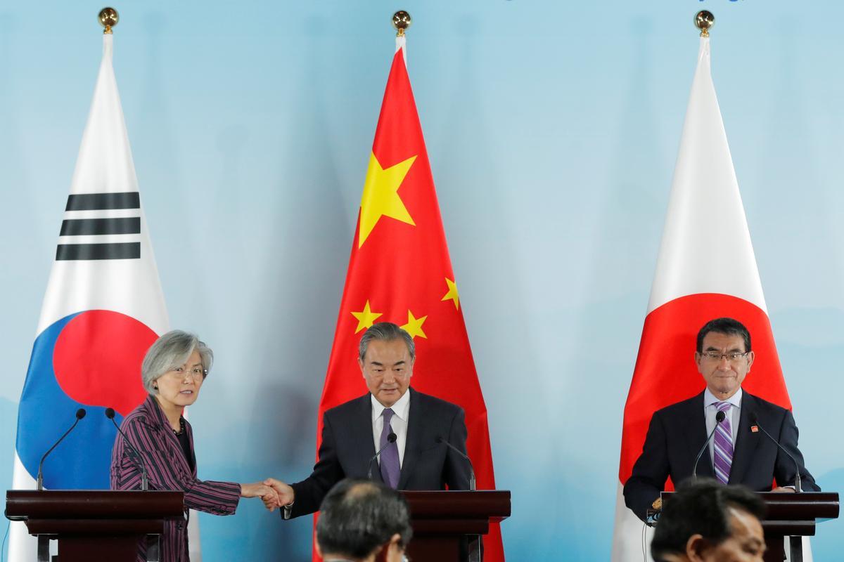 Suid-Korea stel Japan amptelik in kennis van beëindiging van die verdeling van intelligensie-verdeling: NHK