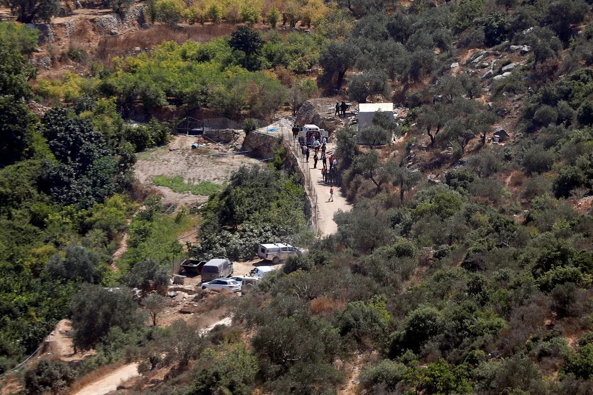 Drie Israeli's beseer deur 'n bom in die aanval naby nedersetting: militêr