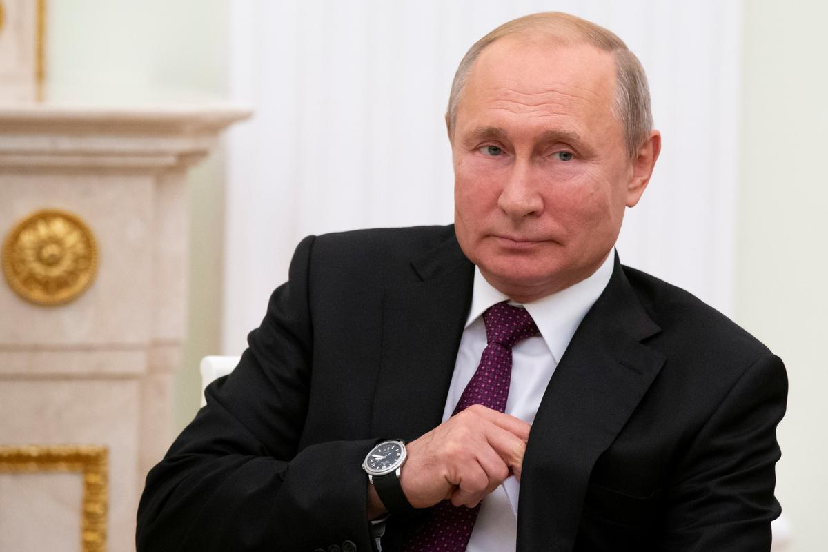 Kremlin: Poetin het die Veiligheidsraadsvergadering gehou om Amerikaanse missieltoets te bespreek