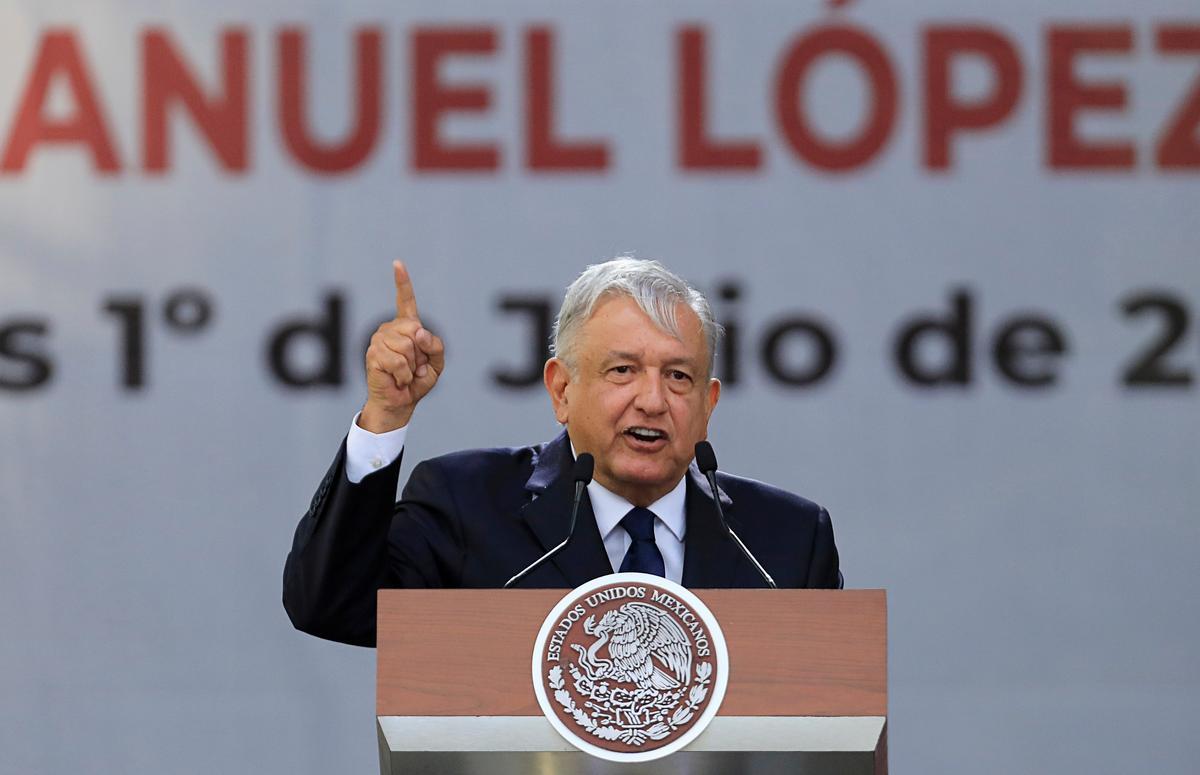 Die Mexikaanse senaat ontbloot die broosheid van die president se regerende party