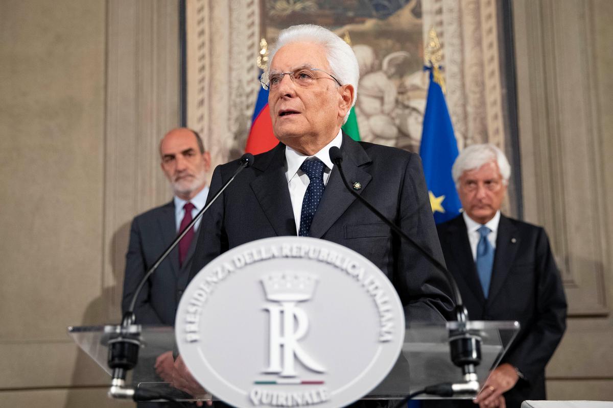 Italië se PD-regeringsgesprekke met 5-ster gee rede vir hoop: wetgewer