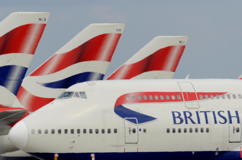 British Airways pilots set strikes for three days in September: union BALPA