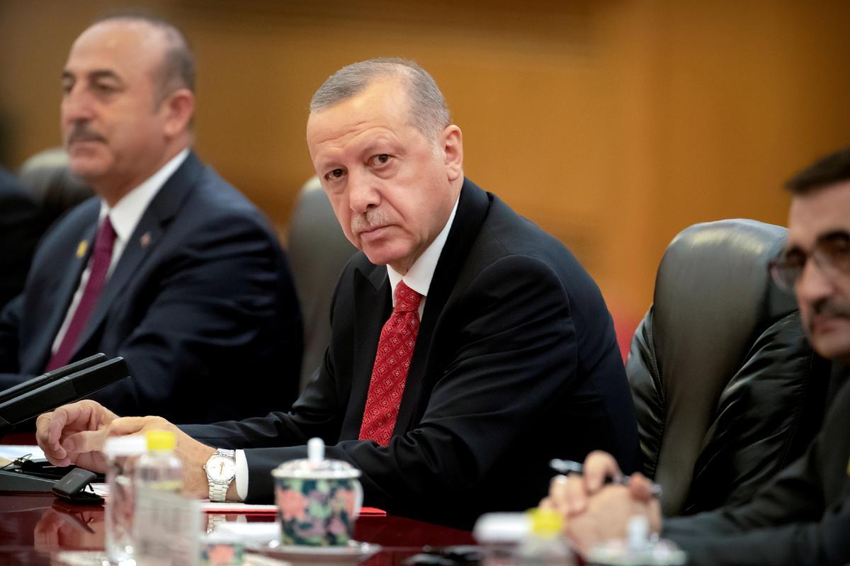 Erdogan, Turkye, sê hy sal Sirië se Idlib met Trump bespreek