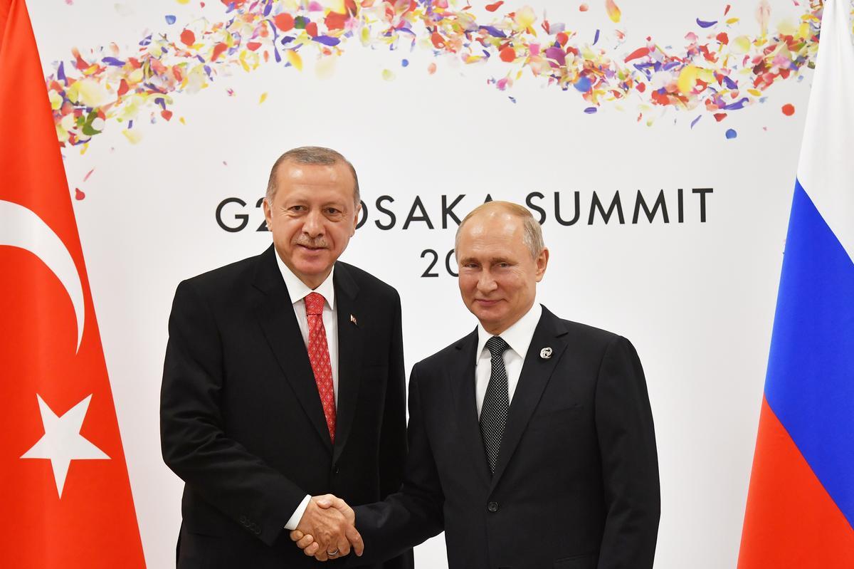 Turkye se Erdogan besoek Rusland op 27 Augustus: Turkse presidentskap