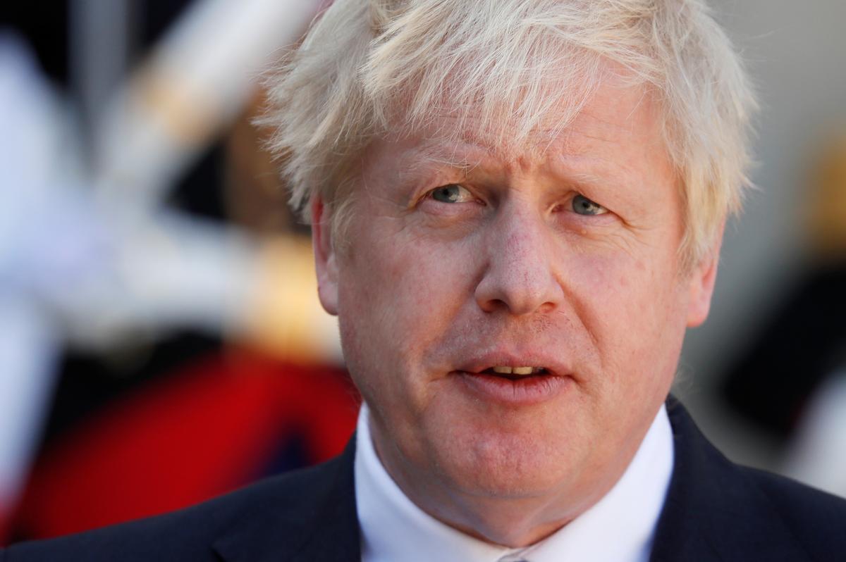 Premier Johnson het gesê dat die Tusk UK in die EU nie £ 39 miljard aan Brexit: Sky News sal betaal nie