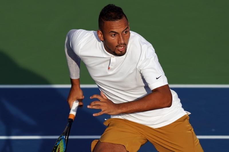 Tennis: Les Kyrgios vont-ils bientôt manquer de maturité?