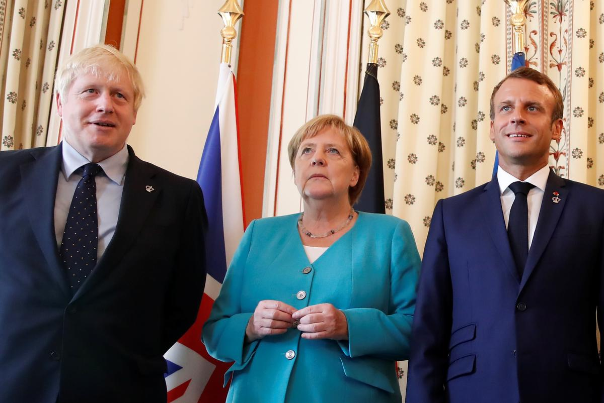Brittanje sluit hom aan by Duitsland in die kritiek op Macron se bedreiging van Mercosur