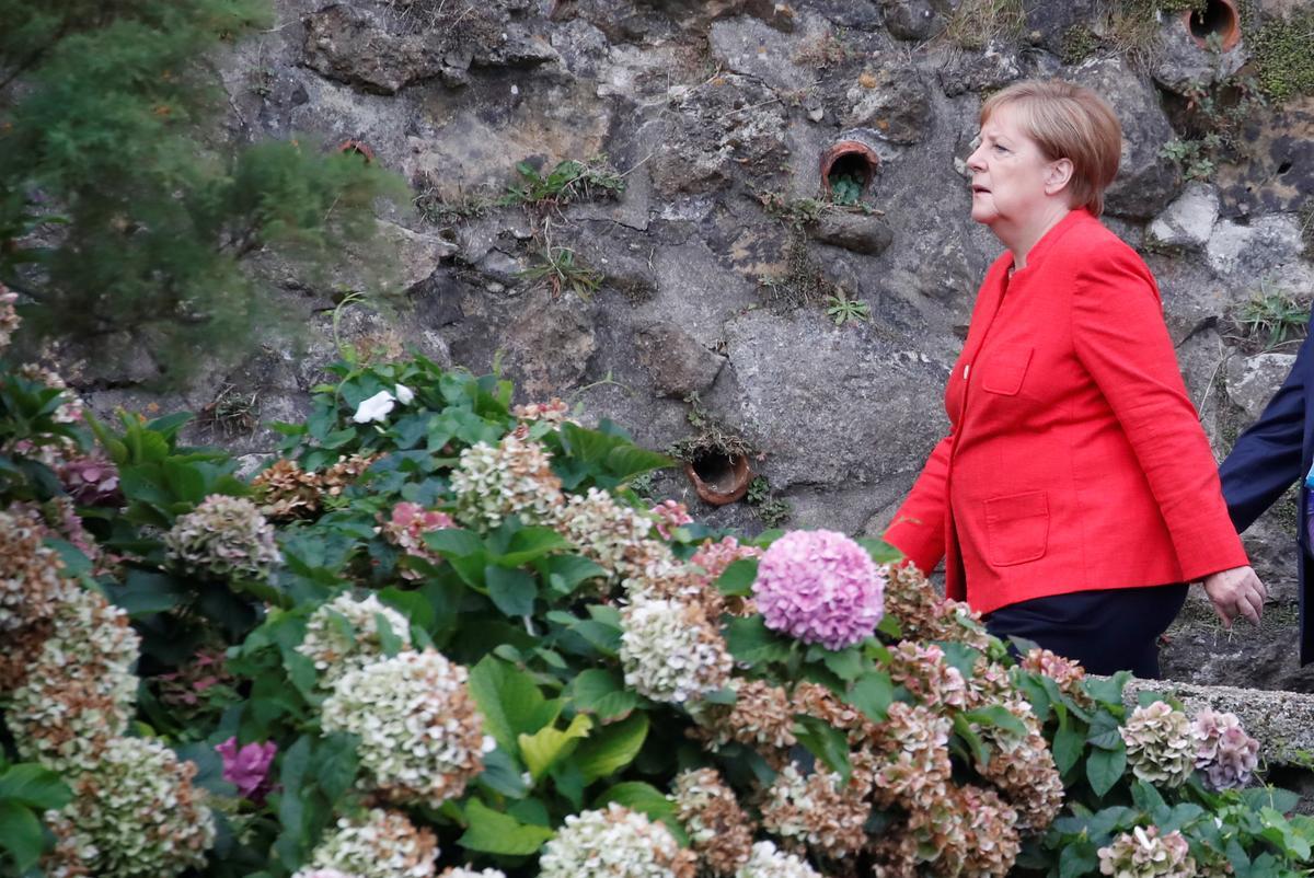 Die Beierse bondgenote van Merkel vra vir Duitse klimaatsverbinding: BamS