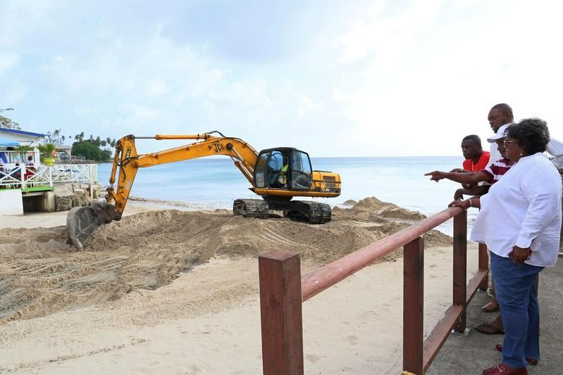 Storm Dorian likely to strengthen as it churns toward Caribbean islands