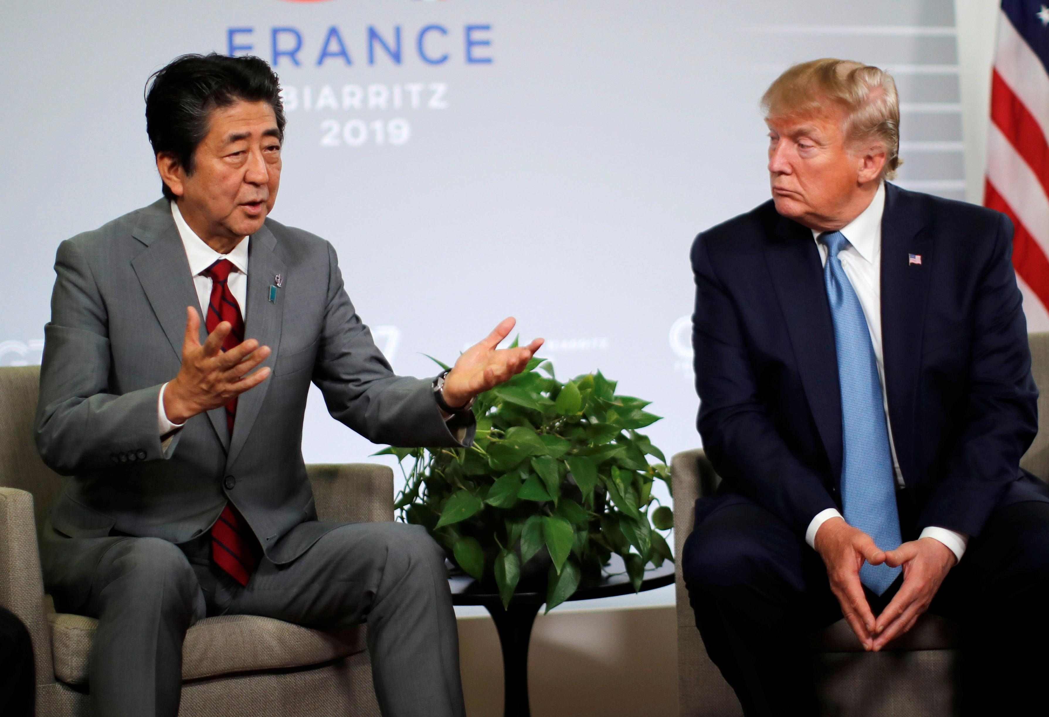 Japan denies it gave away too much in trade talks with U.S.