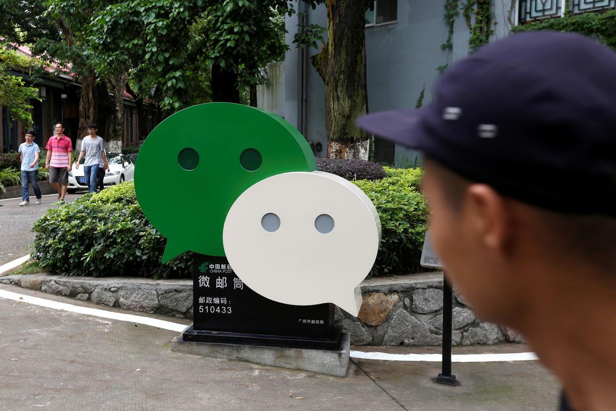 Tencent stel WeChat vir bestuurders bekend