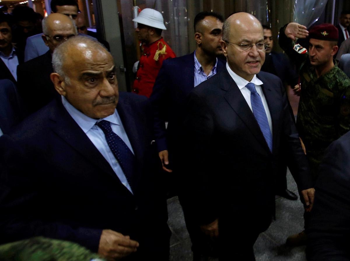Irakse leiers veroordeel lugaanvalle op paramilitêre groepe