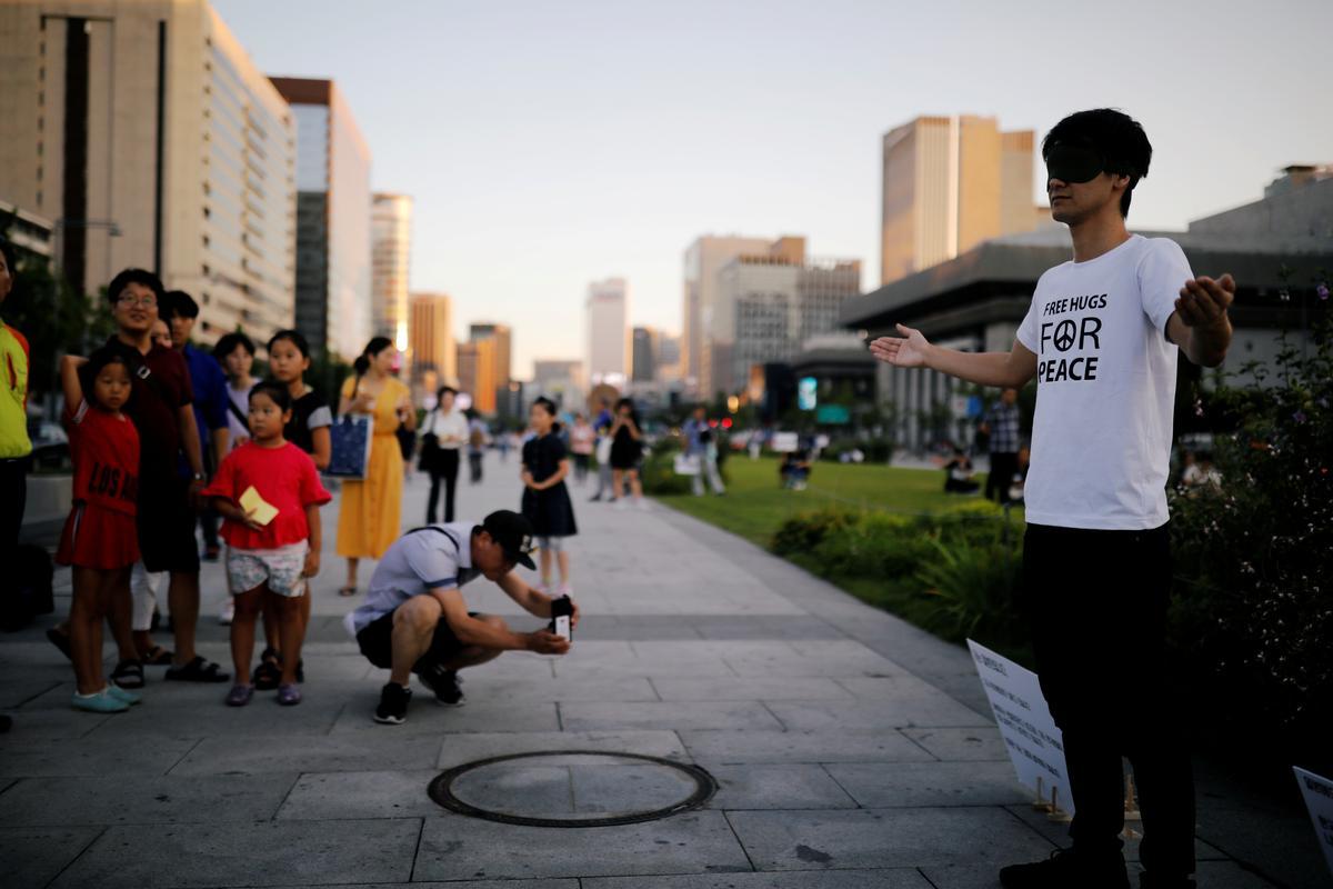 VSA hoop Suid-Korea en Japan kan bande van 'ondergrond' herbou