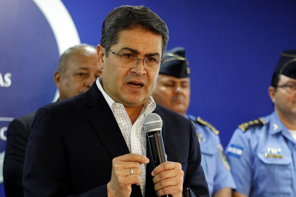 Hondurese president 'diplomatieke kantoor' in Jerusalem ingehuldig