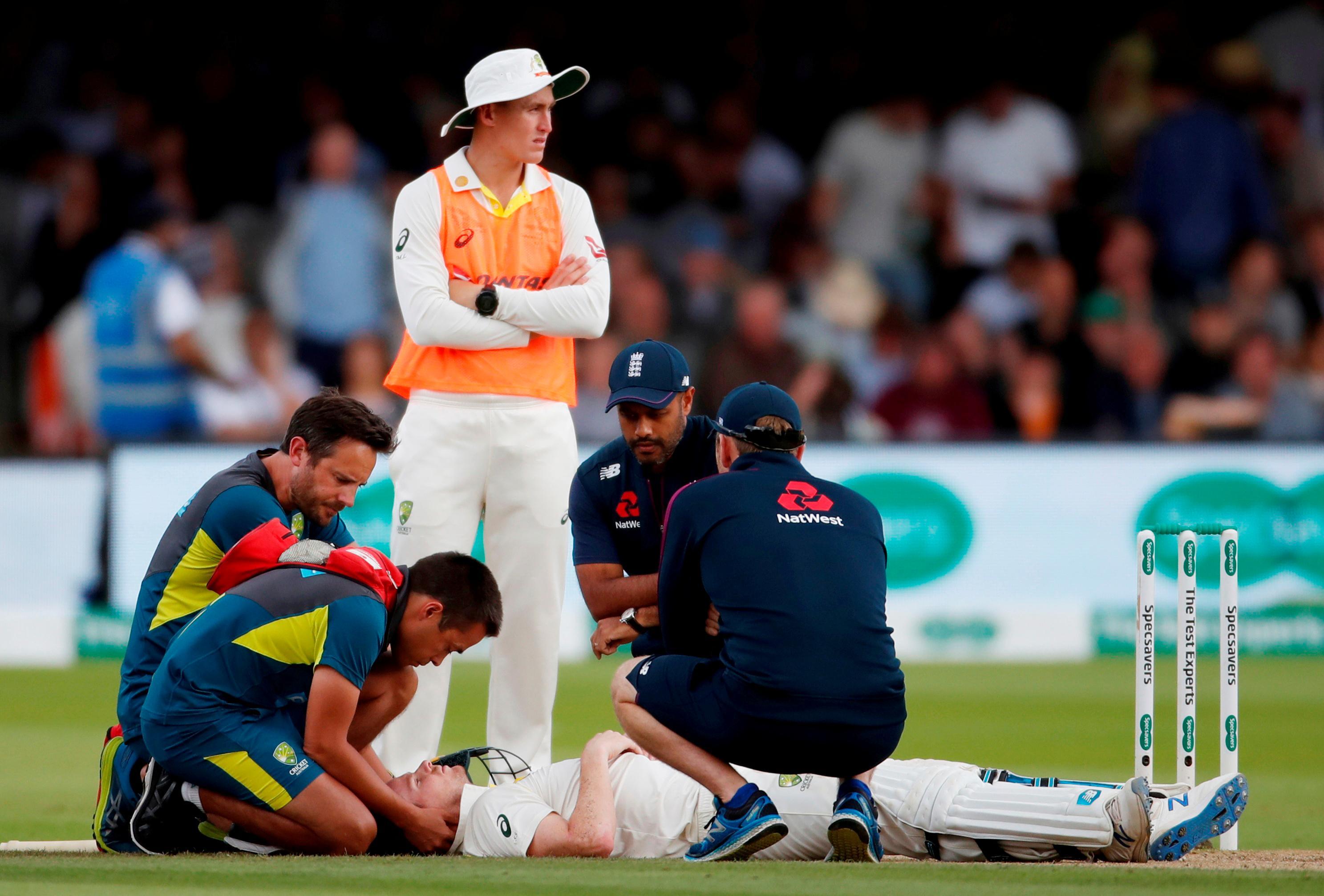 Smith says Archer blow brought back difficult memories