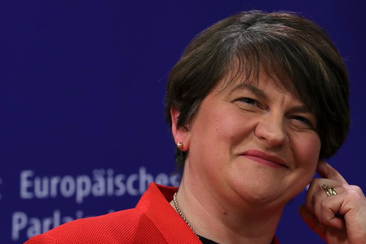 DUP sê die ooreenkoms met die party van die Britse premier sal hersien word