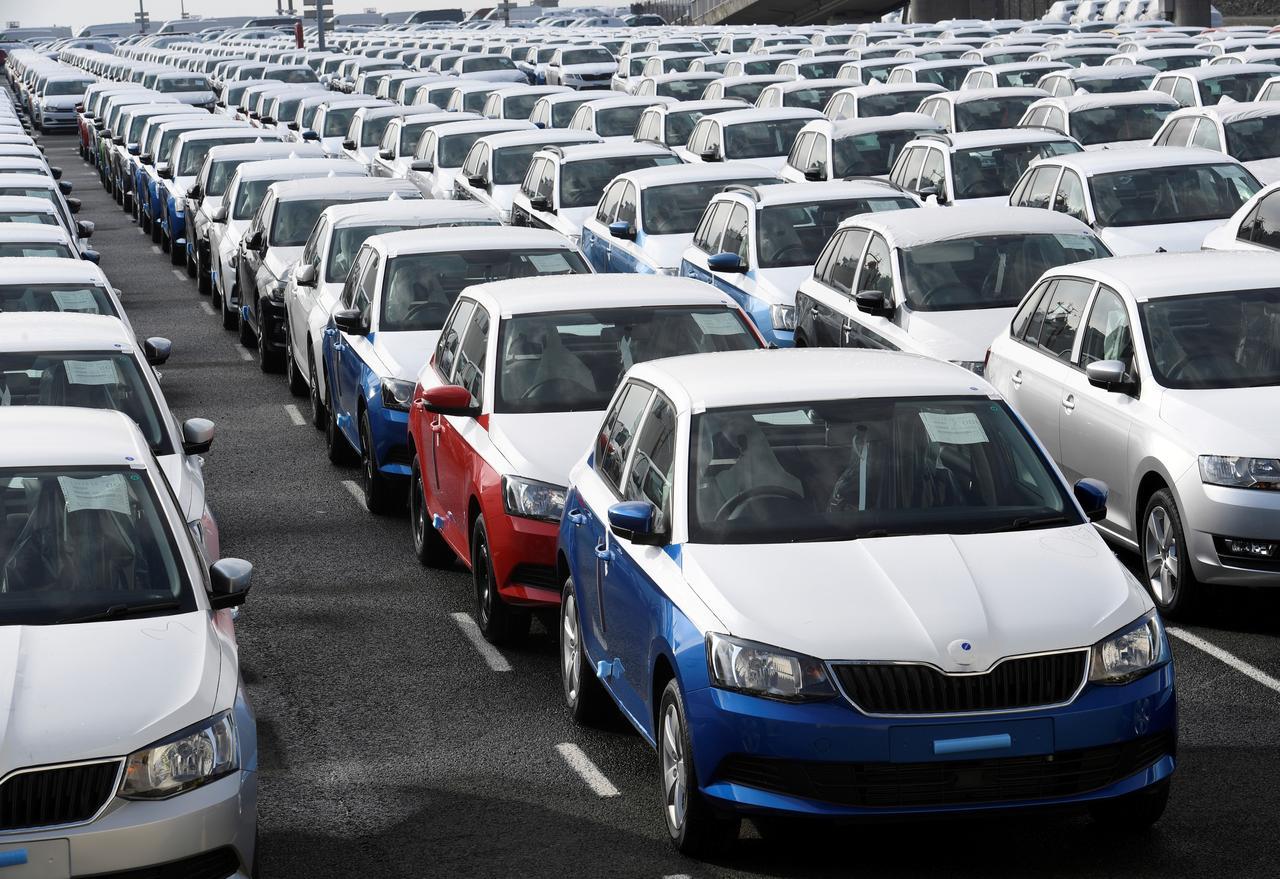 """Résultat de recherche d'images pour """"Volkswagen, Germany, port, export, export, Volkswagen, 2018, 2019"""""""