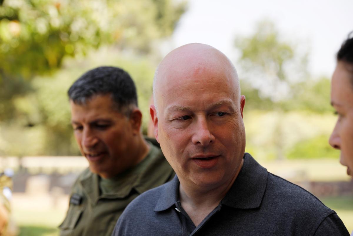 Die VSA sal nie die Midde-Ooste-vredesplan voor die Israeliese verkiesing bekend maak nie