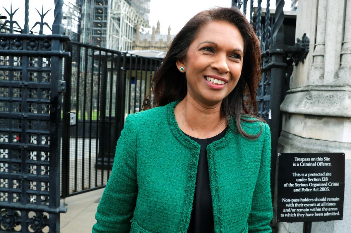 Legal campaigner Miller asks courts to block UK parliament suspension