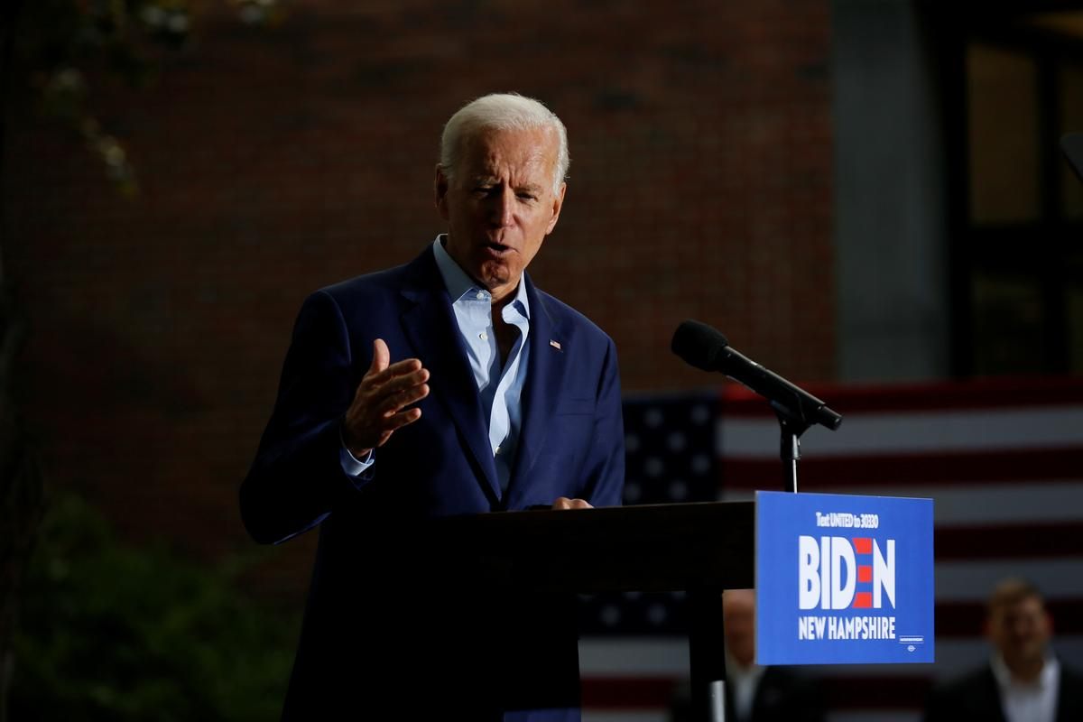 Factbox: Three Republicans, 20 Democrats vie for U.S. presidential nominations
