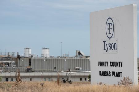 USDA to probe beef market after Tyson Foods slaughterhouse fire